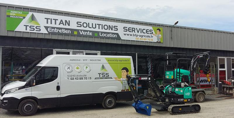 TSS Titan Solutions Services Mecanique Agricole Laval Actus